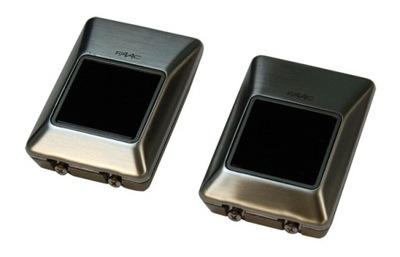 Detektory a reaktivačné Dvb XP 30 INOX - bezdrôtový dosah 30 m, 7851051