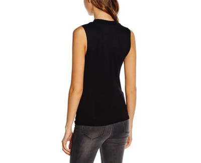 NEW LOOK letnia damska koszulka bluzka top 40 M L