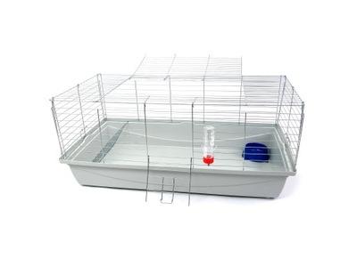 клетка для Кролика / Свинки - 100см + 3 подарки