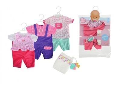 Oblečenie pre bábiku-Simba Baby 43 cm