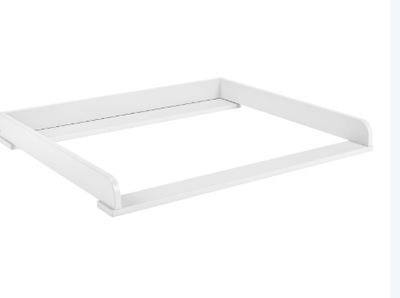 Pinio Marie prebaľovací stôl na toaletný stolík panela biela