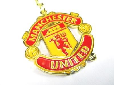 Manchester United brelok zawieszka do kluczy