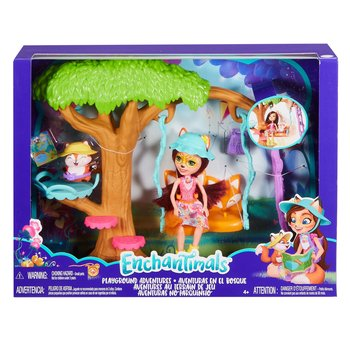 Mattel Enchantimals Ihrisko s bábika FRH44/FRH45