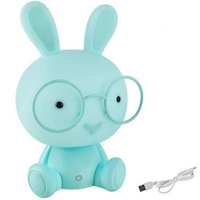 лампа НОЧНАЯ 30см SDM LED 3 режимы naDotyk кролик N