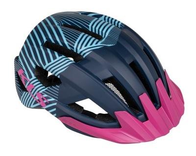 Kask rowerowy KELLYS DAZE DARK BLUE M/L 55-58 CM