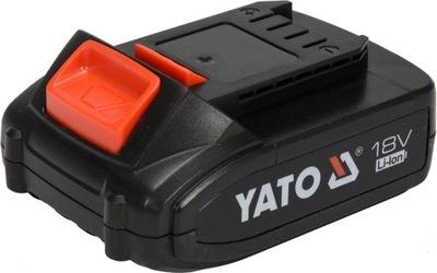 YATO BATÉRIA LI-ON 18V 3Ah YT-82843