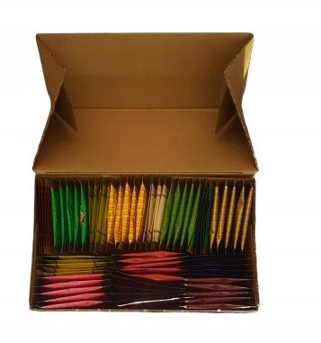 Dilmah комплект 70 пакетики в 14 вкусами