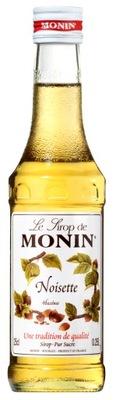 сироп вкусовой Monin Ореховая 250 мл для кофе