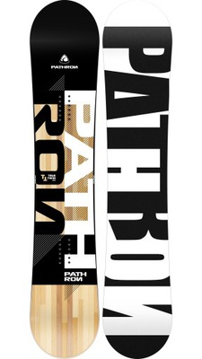 Snowboard Pathron TT 162cm Wide 2021 Outlet