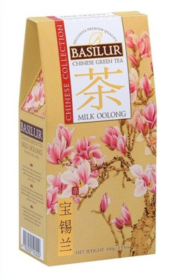 Basilur Chinese Collection Милк Улун Чай 100г