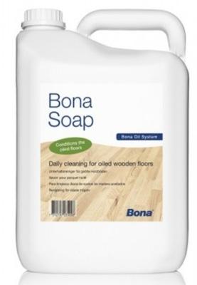 Bona SOAP для мытья полов, смазанный маслом 5Л