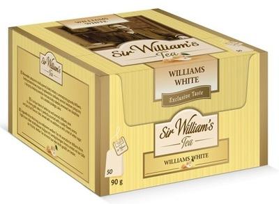 ??? белая Сэр Уильямс Tea White 50 пакетиков