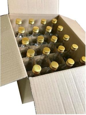 20 X бутылка 0,5? + КРЫШКИ + КОРОБКА С KRATOWNICĄ
