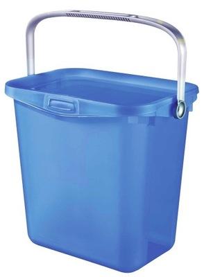 Pojemnik na proszek karmę CURVER 6l niebieski
