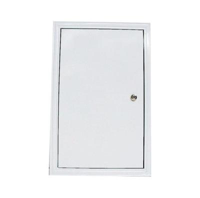 Revízne dvierka - Kovové kontrolné dvere 30x80 cm so zipsom / držiakom
