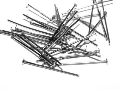 булавки гвозди 30 120szt графитовые