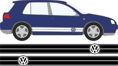 NAKLEJKI PASY VOLKSWAGEN VW GOLF IV MK4 98-2003