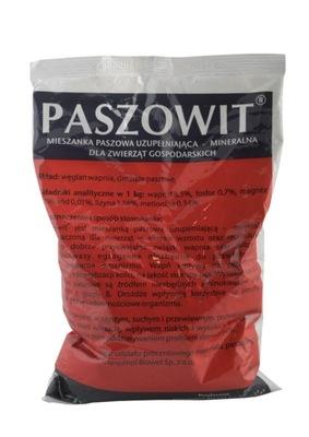 Paszowit витамины 1 кг кальций дрожжи куры Другие