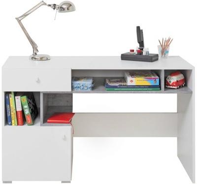 мебель Сигма 10 белое рабочий стол молодежные для детей