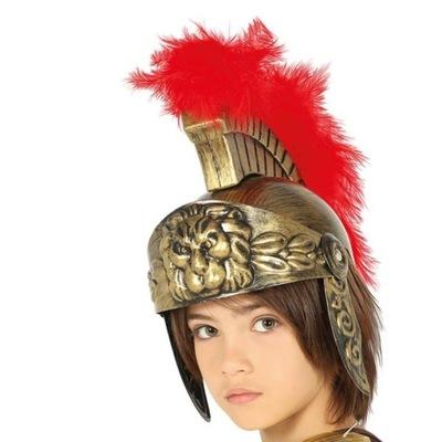Roman prilba zlata s Perím Kostým, oblek