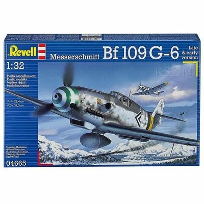 Revell 04665 - Messerschmitt Bf 109 ? -6 1 :32