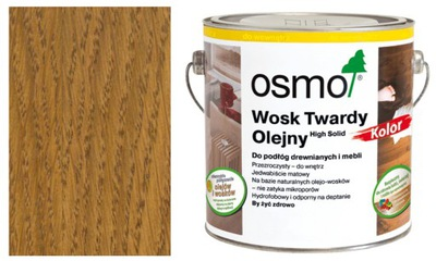 Olej, VOSK DISK OLEJ OSMO 0.75 L, jantár