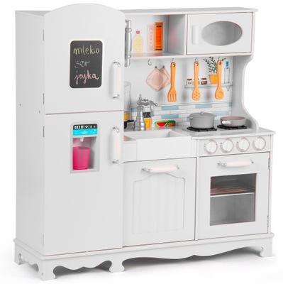 Kuchnia Drewniana Dla Dzieci Kuchenka Akcesoria 7566726243