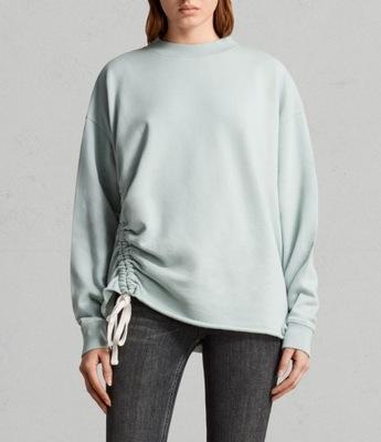 V6124 allSaints Able Sweatshirt bluza damska M