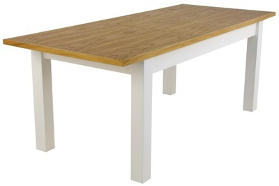 стол ?????????? 80x140/180 см, столешница шпон ДУБА