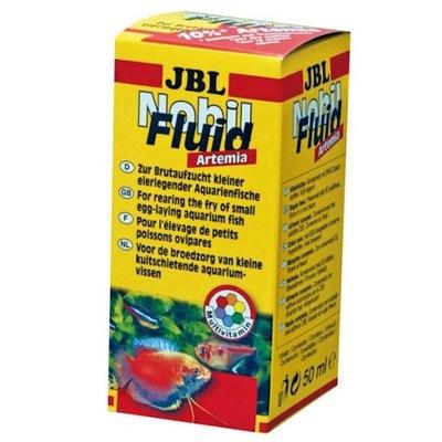 JBL NobilFluid Артемия - корм для мальков