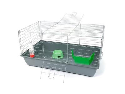 клетка для Кролика или Свинки 80см + подарки