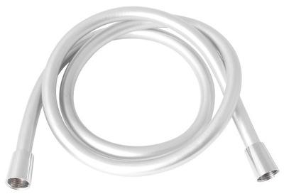 душевой шланг предохранитель гладкий серебро 150см
