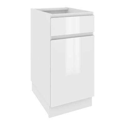 Кухня Кампари нижний шкаф DS5/1 блеск
