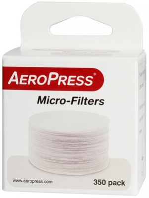 AeroPress фильтры бумажные 350шт Оригинальные