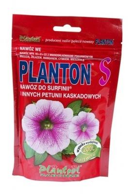 PLANTON S удобрение РАСТВОРИМ для СУРФИНИЙ 200Г