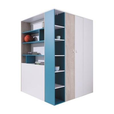 шкаф GAMBI 1 Мебель молодежные *Новинка