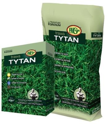 Трава титан - газон устойчив к засухе, вытаптыванию 1 кг