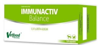 Vetfood Immunactiv Balance 120 капсул