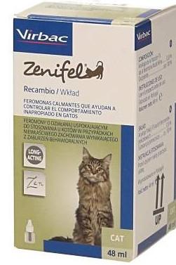 Virbac Zenifel PRÍSPEVOK mačacie feromóny 48 ml