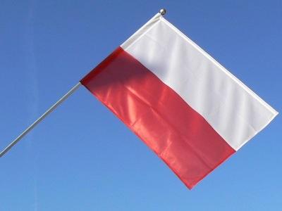 комплект хорошая ФЛАГ с флагом польшей - 70x112 см