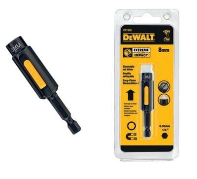 DeWALT DT7430 hlavu bubon magnetické 8mm