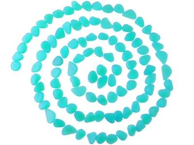 Камни камни Светящиеся Флуоресцентные x 100шт
