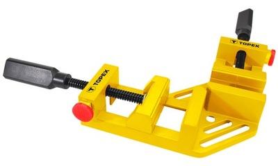 Zverák, svorka - Uhlová hliníková rohová svorka 12A300
