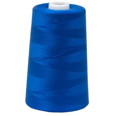 Швейные нитки owerlockowe 4572 метров синяя