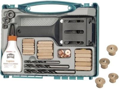 WOLFCRAFT 4645000 STARTER KIT + FIXKY 6 mm