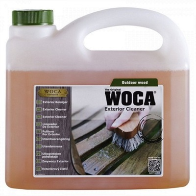 WOCA EXTERIÉRU CLEANER na čistenie terasa 2.5 L