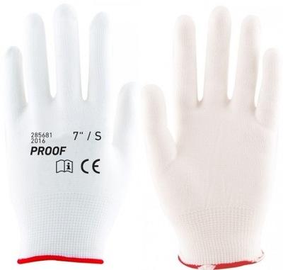Proof перчатки защитные Вязаных ХЛОПОК Бесшовных 8