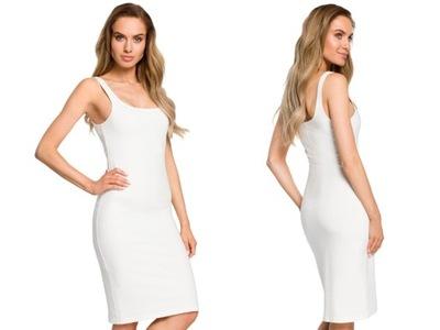 1c33c662a Sukienka na ramiączka Roxy w czarno-białe pasy S 6254925302 - Allegro.pl