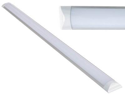 ЛАМПА панель LED 36W 120см крепкая люминесцентная лампа NATYNK