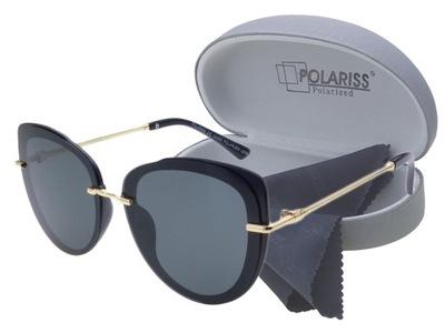 Okulary przeciwsłoneczne polaryzacyjne kocie oczy